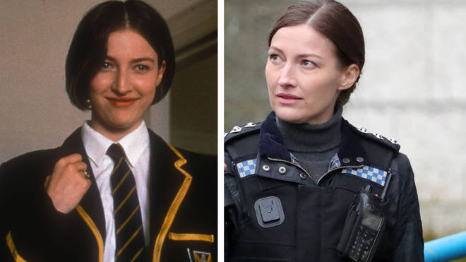 Kelly Macdonald in Trainspotting and Line of Duty