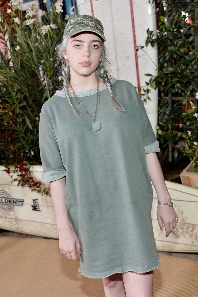 Billie Eilish at the 14th Annual Teen Vogue Young Hollywood With American Eagle Outfitters
