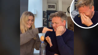Gordon Ramsay gets pranked by daughter Tilly