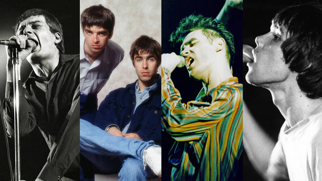 Great Manchester bands: Joy Division, Oasis, The Smiths and The Stone Roses