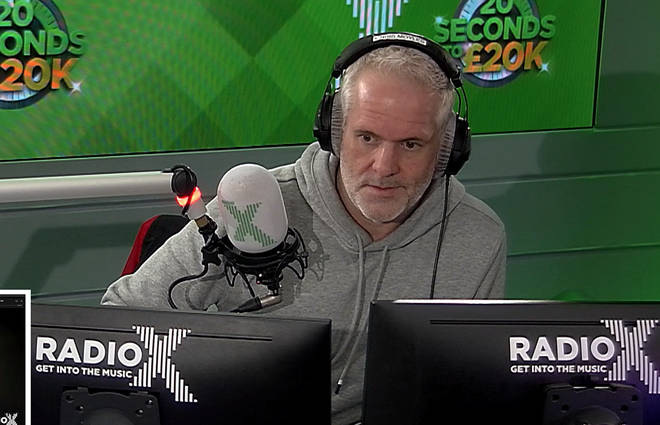 Things get exciting on The Chris Moyles Shows 20 seconds to £20k