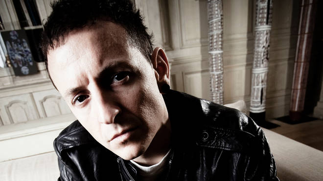 Chester Bennington pictured in London, August 2009