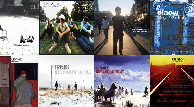 Post-Britpop albums from 1997 to 2001