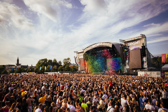 TRNSMT Festival back in 2019