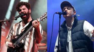 DMA'S and Foals - two acts playing the Sounds Of The City series