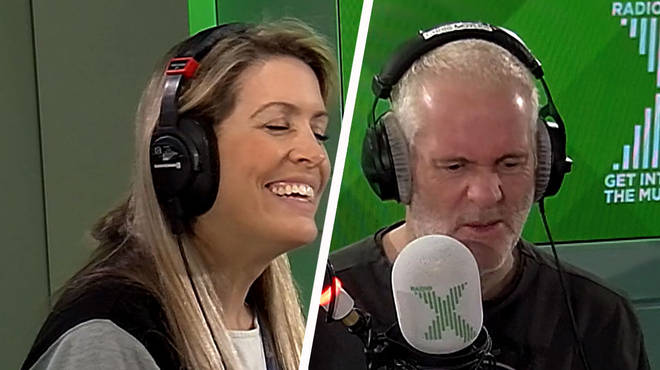 Chris Moyles imagines Pippa's meditation tapes on The Chris Moyles Show