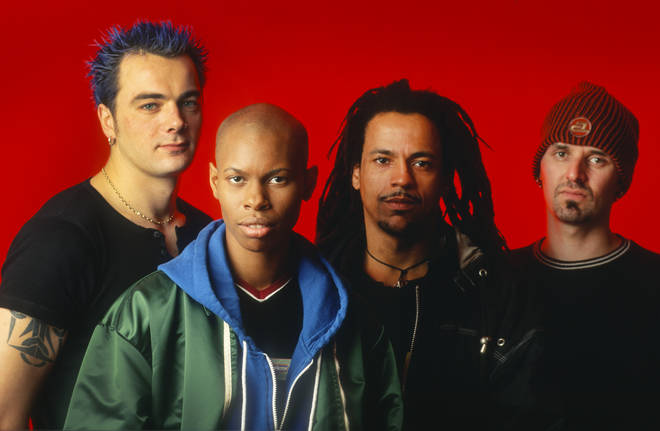 Skunk Anansie in 1996