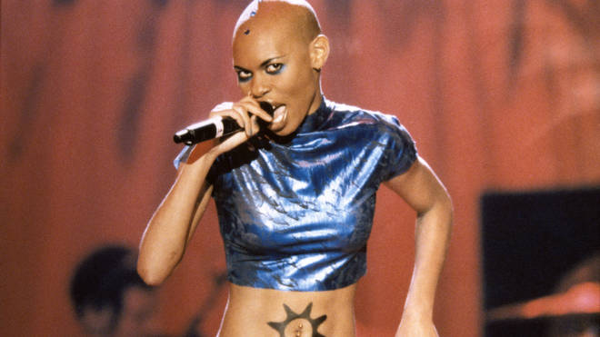 Skunk Anansie in 1997