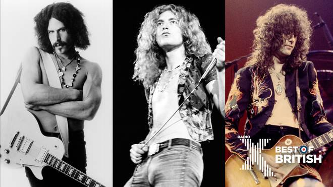 Led Zeppelin and their guitar riff nemesis Randy California of Spirit