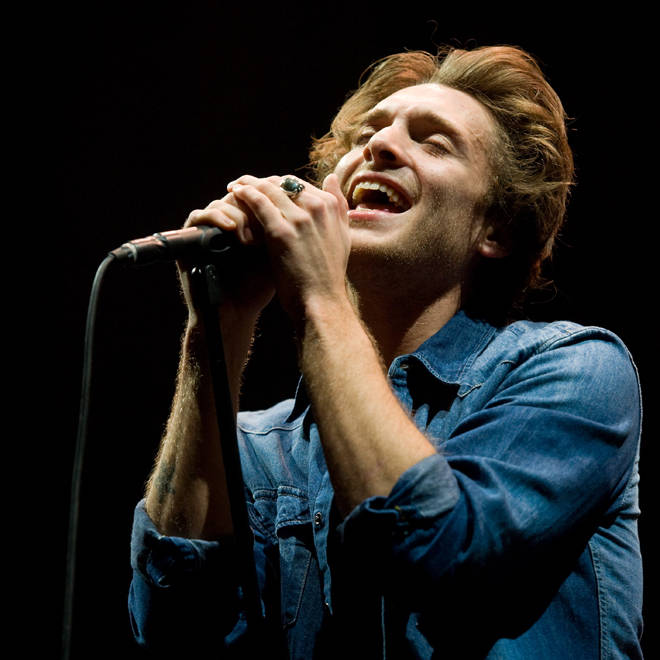 Paolo Nutini performing at the SSE Hydro in Glasgow in 2015