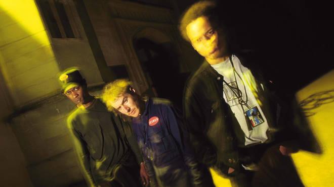 Massive Attack in 1994