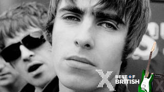 Radio X Best Of British 2021 winner: Oasis