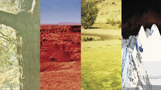 Album cover landscapes... but which albums?