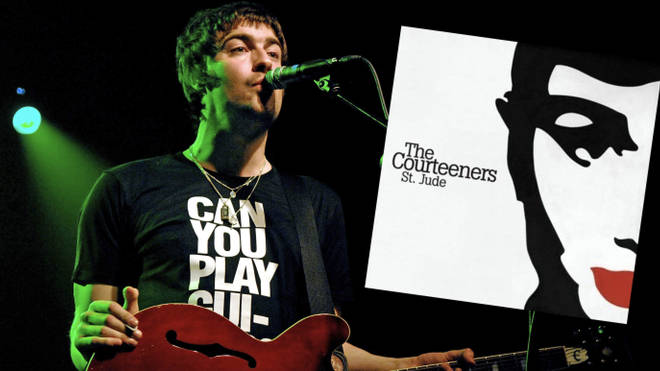 Liam Fray and Courteeners' debut album St Jude