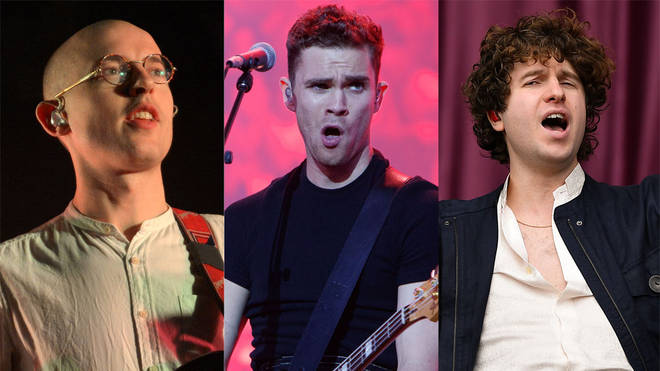 Bombay Bicycle Club, Royal Blood and The Kooks