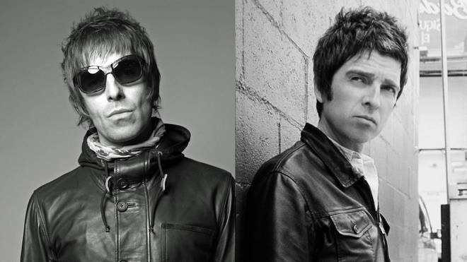 Oasis rockers Liam and Noel Gallagher