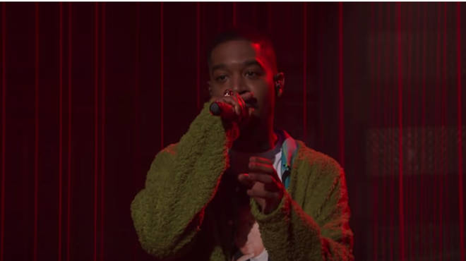 Kid Cudi performs Tequila Shots live on SNL