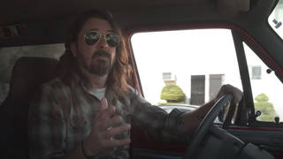Dave Grohl talks about the importance of touring in his WHAT DRIVES US doc