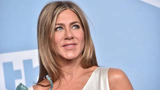 Jennifer Aniston at the 26th Annual Screen ActorsGuild Awards - Press Room