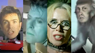 Some of the strangest music videos ever made: Peter Gabriel, David Bowie, Electric Six and Basement Jaxx