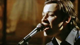 James Dean Bradfield in the video for Manic Street Preachers' A Design For Life
