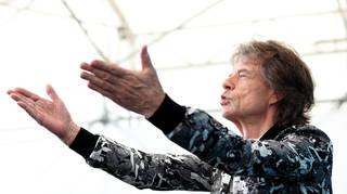 Mick Jagger at Venice Film Festival 2019