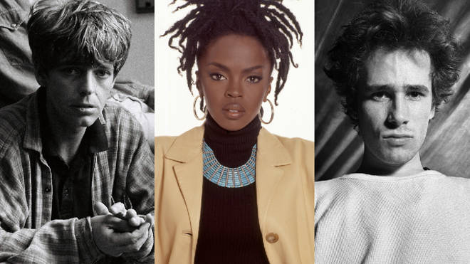 Artists who have released only one studio album: The La's, Lauryn Hill and Jeff Buckley