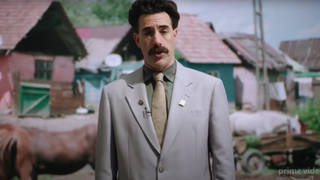 Borat Supplemental Reportings Trailer released