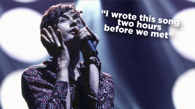 Jarvis Cocker and a mystery Pulp lyric