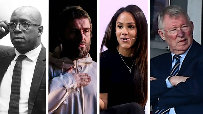 Ian Wright, Liam Gallagher, Alex Scott and Sir Alex Ferguson are among the Super League reactions