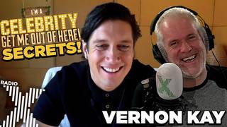 Vernon Kay reveals I'm A Celeb secrets