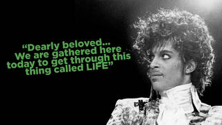 Can you name the mystery Prince lyric?