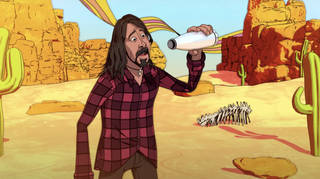 Foo Fighters share Chasing Birds video