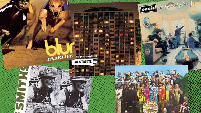 Classic English albums - but which one are you most like?