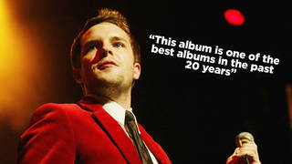 Brandon Flowers with some big talk about The Killers