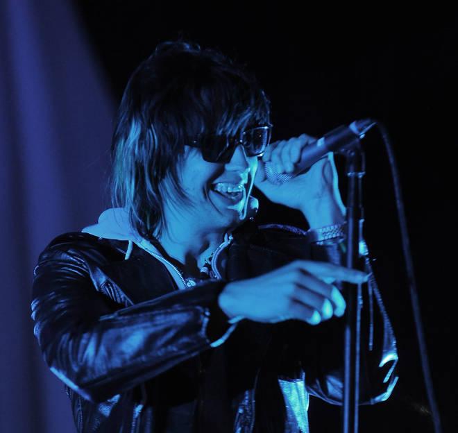 Julian Casablancas of The Strokes in 2010