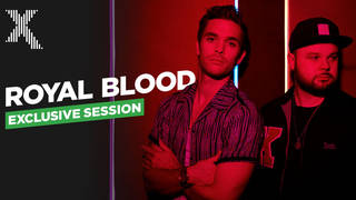 Royal Blood - Boilermaker in session