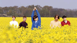 The Charlatans in the 1990s