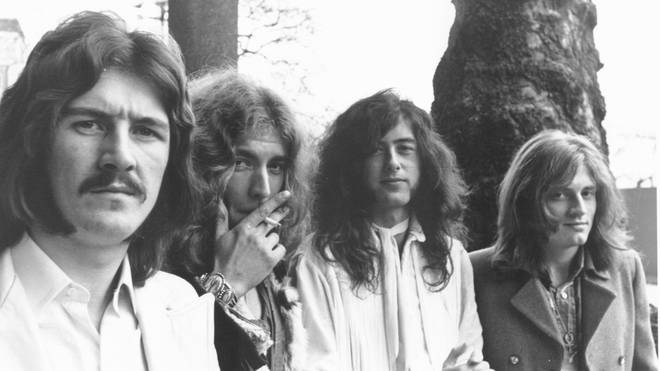 Led Zeppelin, 1969