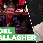 Noel Gallagher on the Johnny Vaughan show, April 2021