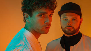 Royal Blood: Mike Kerr and Ben Thatcher