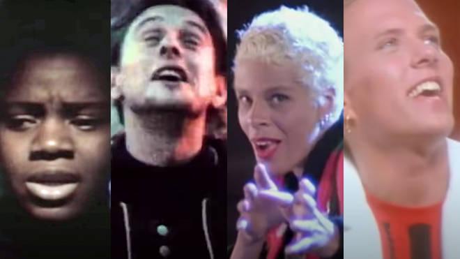 The stars of 1988: Tracy Chapman, Shaun Ryder, Yazz and Matt Goss