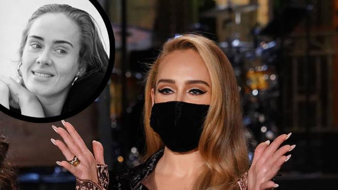 Adele shares Instagram post on her 33rd Birthday