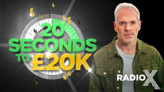 The Chris Moyles Show's 20 seconds to 20k competition