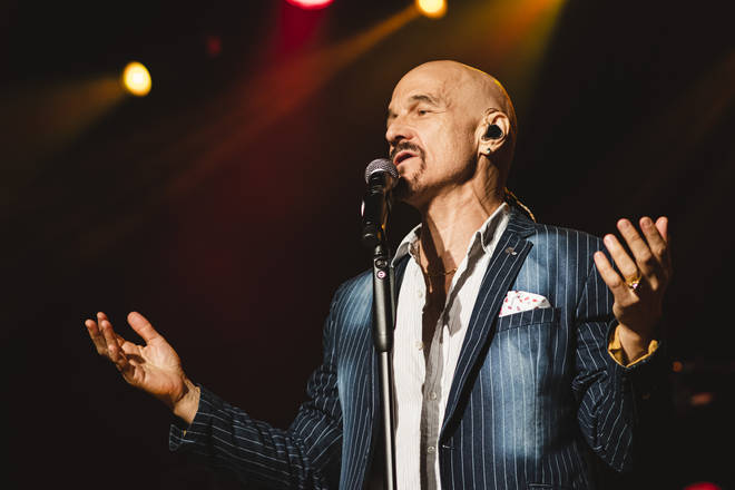 James' Tim Booth in 2019