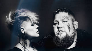 Rag'n'Bone Man and P!nk to release Anywhere Away From Here duet as charity single