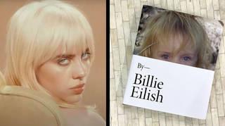 Billie Eilish releases photobook and audiobook