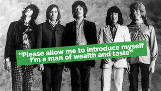 The Rolling Stones and a cryptic lyric