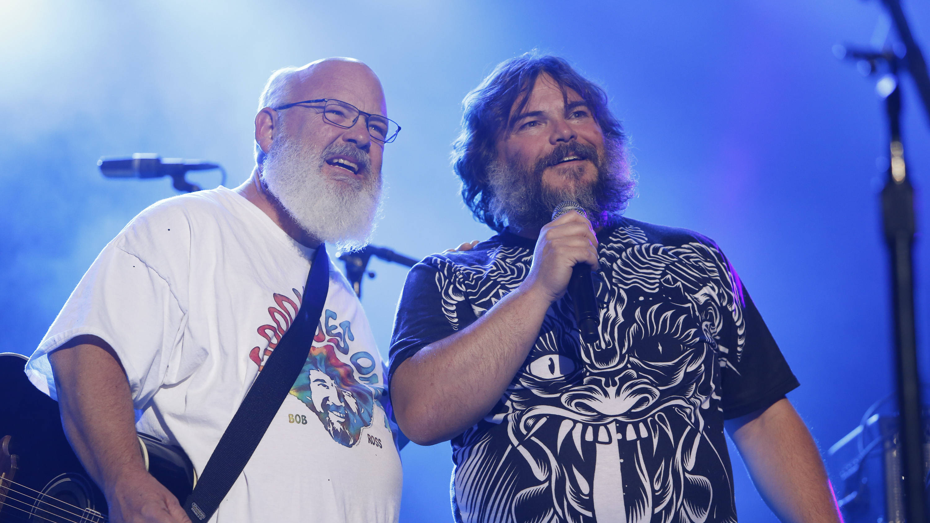VIDEO: What does the D in Tenacious D stand for?