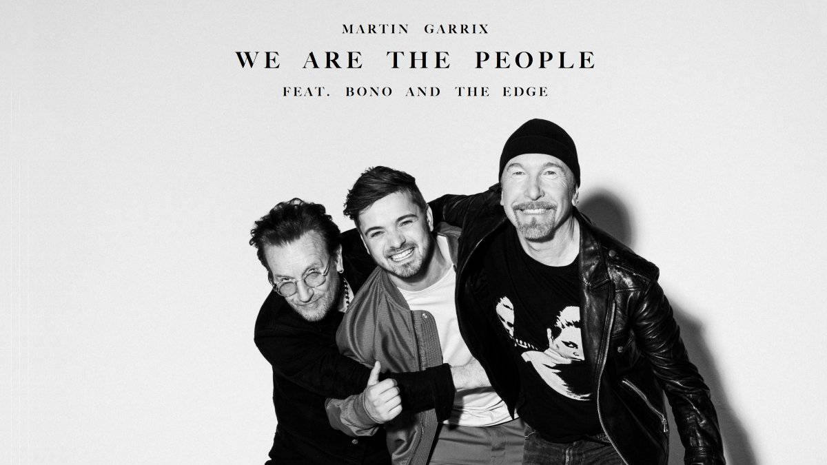 Martin Garrix, Bono i The Edge snimili himnu Europskog nogometnog prvenstva